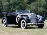 Mercedes-Benz 290 Cabriolet B (W18) 1933–37 pictures