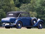 Mercedes-Benz 290 Cabriolet D (W18) 1933–37 pictures