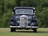 Mercedes-Benz 290 Limousine (W18) 1933–37 wallpapers