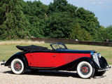 Mercedes-Benz 290 lang Cabriolet A (W18) 1934–37 photos
