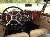 Mercedes-Benz 290 Cabriolet D (W18) 1934–37 pictures