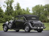 Photos of Mercedes-Benz 290 Cabriolet D (W18) 1934–37