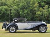 Photos of Mercedes-Benz 290 Cabriolet A (W18) 1933–37