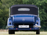 Photos of Mercedes-Benz 290 Cabriolet D (W18) 1933–37