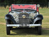 Pictures of Mercedes-Benz 290 Cabriolet A (W18) 1933–37