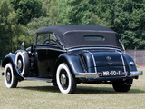 Pictures of Mercedes-Benz 290 Cabriolet B (W18) 1933–37