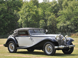 Mercedes-Benz 290 Cabriolet A (W18) 1933–37 wallpapers