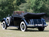 Mercedes-Benz 290 Cabriolet B (W18) 1933–37 wallpapers