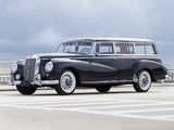 Images of Mercedes-Benz 300c Station Wagon by Binz 1956