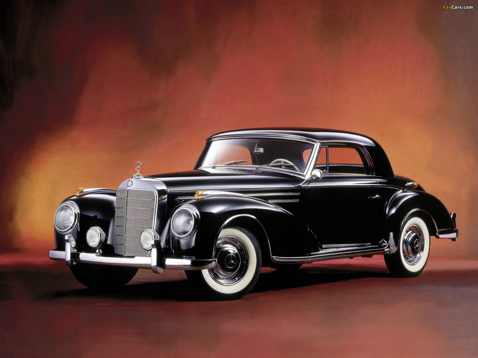 Mercedes benz 300sc w188 1955 58 photos 1600x1200 for 1955 mercedes benz