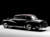 Mercedes-Benz 300d Cabriolet D (W189) 1957–62 images