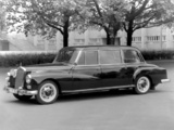 Mercedes-Benz 300d Pullman Limousine (W189) 1960 images