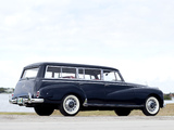 Photos of Mercedes-Benz 300c Station Wagon by Binz 1956