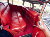 Pictures of Mercedes-Benz 300c Station Wagon by Binz 1956