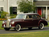 Mercedes-Benz 300 Limousine (W186) 1951–57 wallpapers
