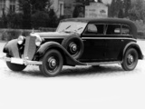Mercedes-Benz 320 Pullman Cabriolet F 1937–42 images