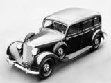 Mercedes-Benz 320 Pullman Limousine 1937–42 wallpapers