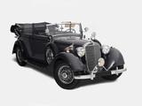 Mercedes-Benz 320 Tourer (W142) 1937–42 images
