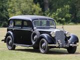 Mercedes-Benz 320 Pullman Limousine 1937–42 photos