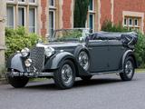 Mercedes-Benz 320 Tourer (W142) 1937–42 pictures