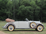 Mercedes-Benz 320 Cabriolet B (W142) 1937–42 pictures