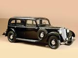 Photos of Mercedes-Benz 320 Pullman Limousine 1937–42