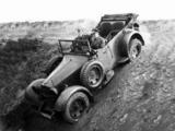 Pictures of Mercedes-Benz 320 WK Kübelwagen (W142/III) 1937–39
