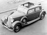 Mercedes-Benz 320 Limousine 1937–42 wallpapers