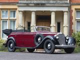 Mercedes-Benz 320 Pullman Cabriolet F 1937–42 wallpapers