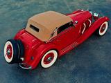 Mercedes-Benz 380 Cabriolet 1933–34 photos