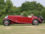 Mercedes-Benz 380 K Sport Roadster (W22) 1933–34 pictures