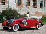 Photos of Mercedes-Benz 380 Cabriolet C 1933–34