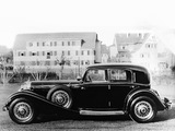 Pictures of Mercedes-Benz 380 (W22) 1933–34