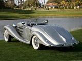 Images of Mercedes-Benz 500K Special Roadster 1936–37