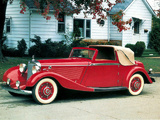 Images of Mercedes-Benz 500K Drophead Coupe by Corsica 1936