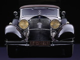 Images of Mercedes-Benz 500K Cabriolet B