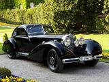 Mercedes-Benz 540K Autobahn Kurier 1934–38 photos