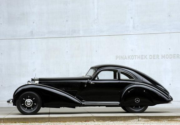 Mercedes benz 540k autobahn kurier 1934 38 wallpapers for Mercedes benz autobahn