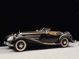 Mercedes-Benz 500K Roadster 1935–36 images