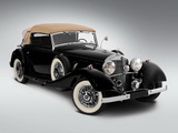 Mercedes-Benz 500K Cabriolet C 1935–36 pictures