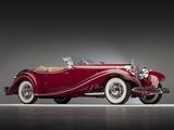 Mercedes-Benz 500K Roadster 1935–36 wallpapers