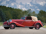 Mercedes-Benz 500K Drophead Coupe by Corsica 1936 images