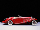 Mercedes-Benz 500K Special Roadster 1936–37 images