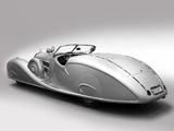 Mercedes-Benz 500K Stromlinien Roadster by Erdmann & Rossi 1936 photos