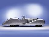 Mercedes-Benz 500K Stromlinien Roadster by Erdmann & Rossi 1936 pictures
