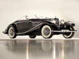 Mercedes-Benz 540K Special Roadster 1936 pictures