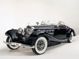 Mercedes-Benz 540K Special Roadster 1936 wallpapers