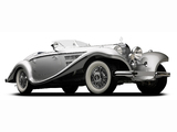 Mercedes-Benz 500K Special Roadster 1936–37 wallpapers