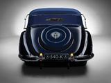 Mercedes-Benz 540K Cabriolet A (RHD) 1937–38 images