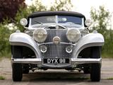 Mercedes-Benz 540K Special Roadster 1937–38 photos